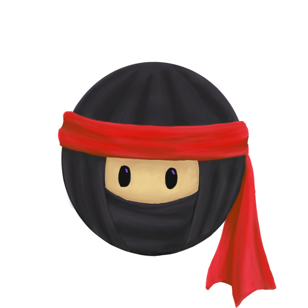 Help Steve the Ninja to collet cakes to defeat the leader of the gandalfians.